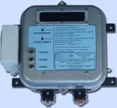 Блок логики ОГП ПС80 с регистратором параметров