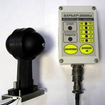Прибор защиты крана от опасного приближения к ЛЭП Барьер-2000К