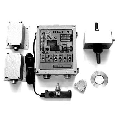 Прибор безопасности ПБТ-1 для кранов-трубоукладчиков