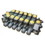 Гидрораспределители - Гидрооборудование подъемных механизмов