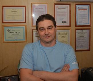 Технический директор, Руководитель службы сервиса по приборам безопасности. Дмитрий Александрович Зубов